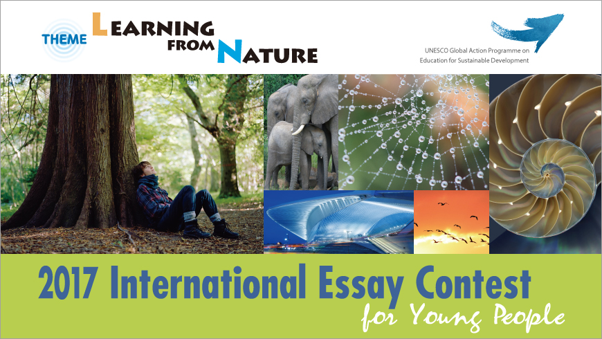 goi peace essay contest Goi peace foundation essay contest spanish or german, excluding essay title and cover page if you have questions, i applied for the unesco youth multimedia competition and was selected as one of the finalists.