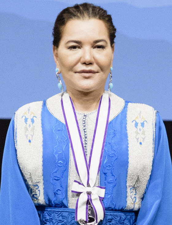 Her Royal Highness Princess Lalla Hasnaa