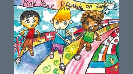3位 ニジェラ・マルカ・リオ 7歳 インドネシア